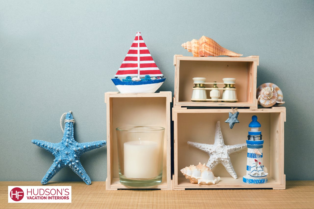 beach home nautical decor