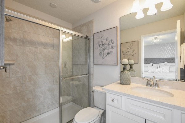 Clearwater Grand Model  - Guest Bath