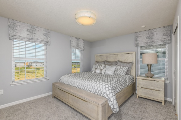 Clearwater Grand Model  - Queen Guest Bedroom