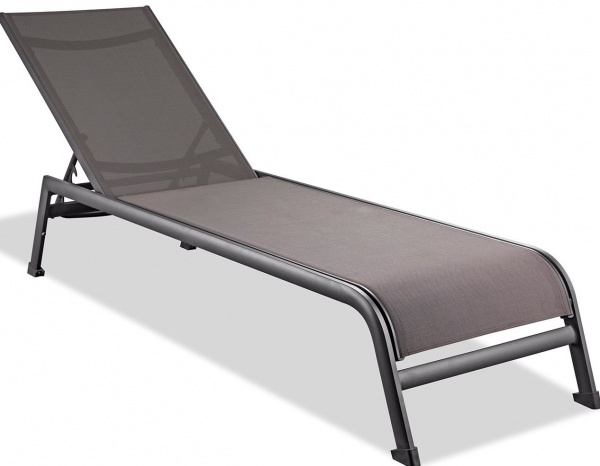 STERLING PLUS - PATIO - WTL- SUNSET CHAISE LOUNGE - TAUPE