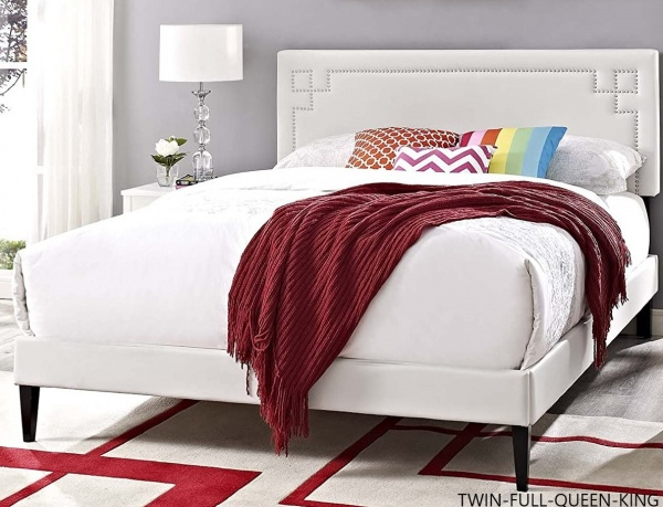 EXECUTIVE SECONDARY SUITES - UPHOLSTERED BEDS -MOD-RUTHIE-WHI