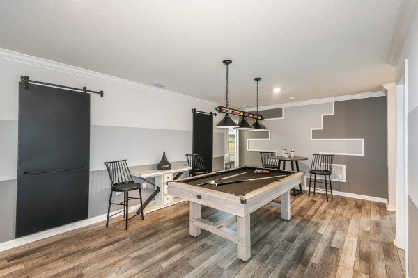 Clearwater Grand Model  - Loft / Game Room